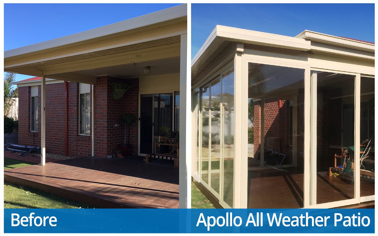 Howard Before And After Apollo All Weather Patio