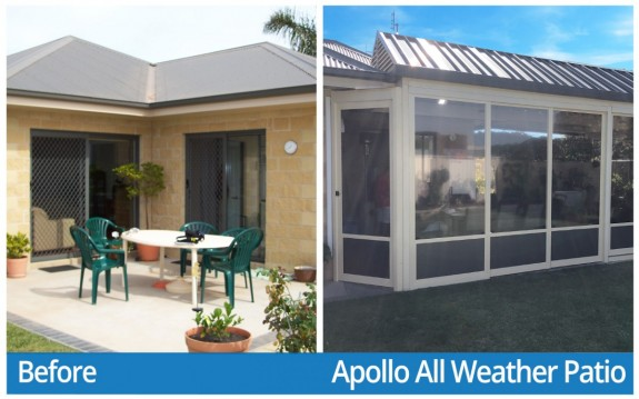 Varley - Before & Apollo All Weather Patio